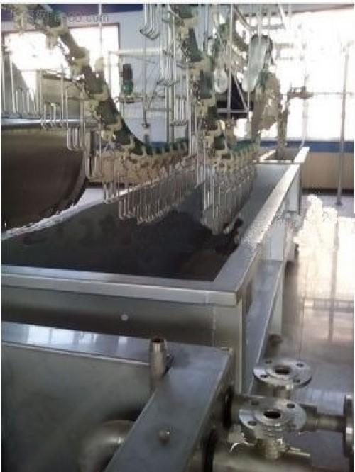 Factory price Duck slaughter line machine duck plucker duck cooling machine