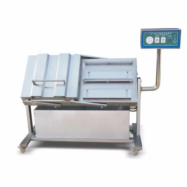 DZ-600/2S tilting type double chamber vacuum packing machine vacuum sealer for liquid powder