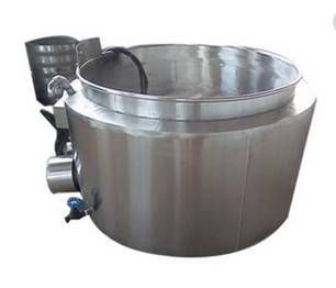 Rosin pot for Dehairing And Processing Pig Head
