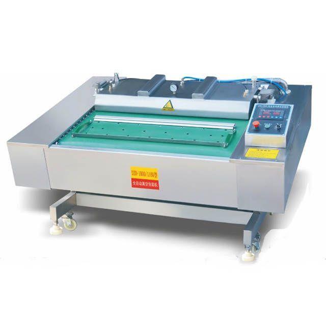 DZD-1000(1100)type dual seal stripe rolling type full automatic vacuum packaging machine vacuum sealer