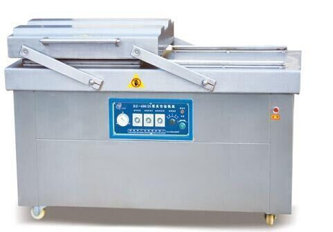DZ-600/4S 4 seals automatic pneumatic vacuum packaging machine vacuum sealer for small package