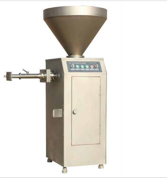 pneumatic quantified Sausage stuffer /sausage filler/sausage making machine with twister